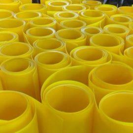 Пластины полиуретановые