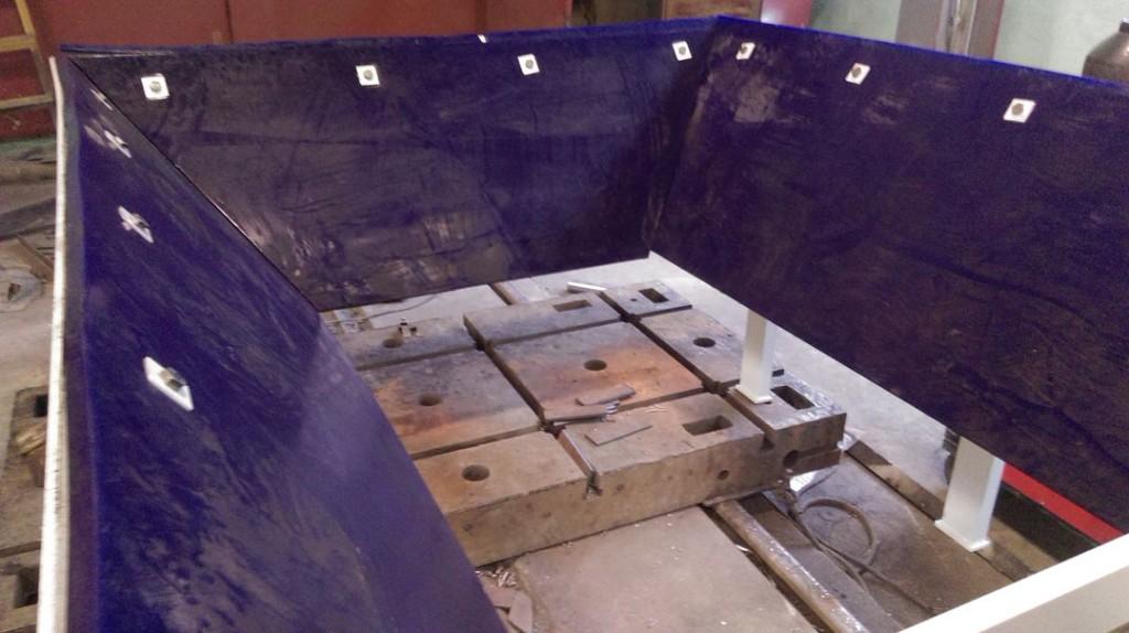 полиуретан для горнодобывающей промышленности