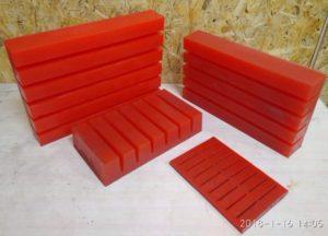 полиуретановые опоры в строительстве