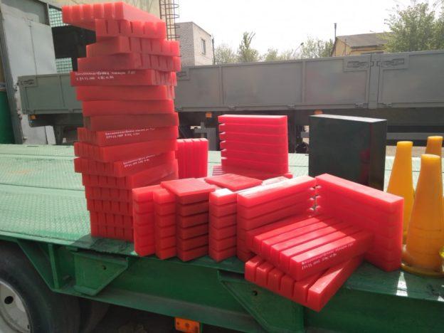 Об использовании опорных частей из полиуретана в автомобильной промышленности