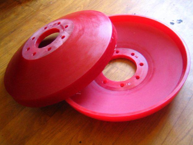 Изготовление уплотняющих манжет из полиуретана