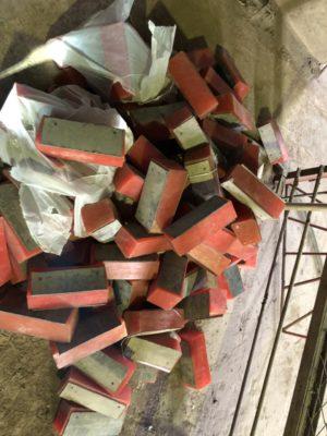 Футеровка барабанов канатноподъемных машин и отклоняющих шкивов 2