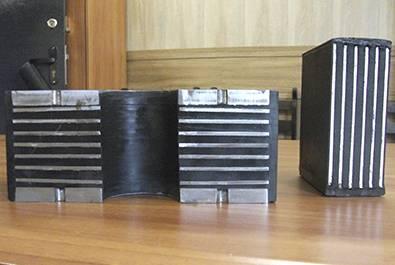 Резиновые опорные части (РОЧ, РОЧс, РОЧр, ЛРОЧ, ЛПРОЧ, НРОЧ) 2